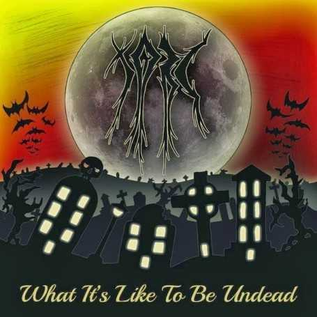 TOBC - What It's Like To Be Undead . CD