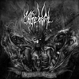 URGEHAL - Aeons in Sodom lp
