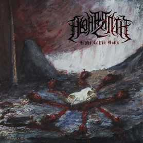 ALGHAZANTH - Eight Coffin Nails lp