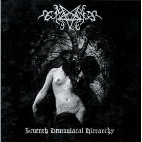 EXTERMINAS - Seventh Demoniacal Hierarchy . CD