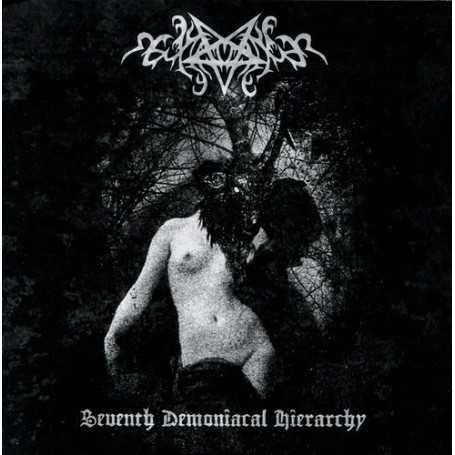 EXTERMINAS - Seventh Demoniacal Hierarchy . CD