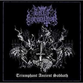 HELL'S CORONATION - Triumphant Ancient Sabbath lp