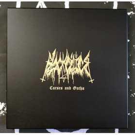 BLACK CILICE - Curses & Oaths box lp