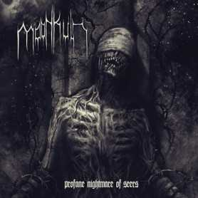 MOONKULT - Profane Nightmare of Seers . CD