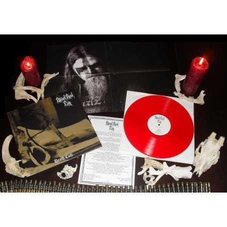 BLOOD RED FOG - Death Cult . LP