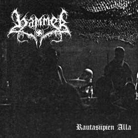 HAMMER - Rautasiipien Alla cd