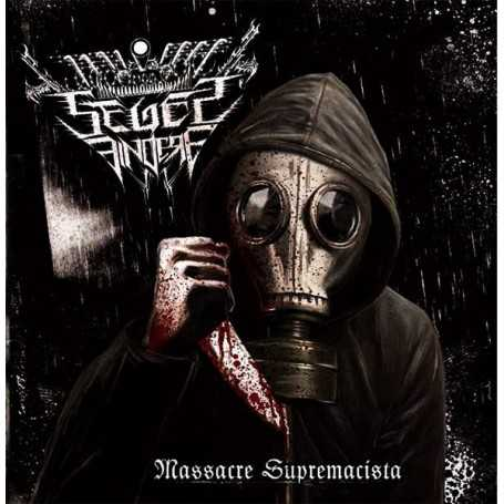 SEGES FINDERE - Massacre Supremacista . CD