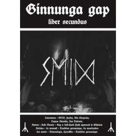 GINNUNGA GAP - Liber Secundus fr