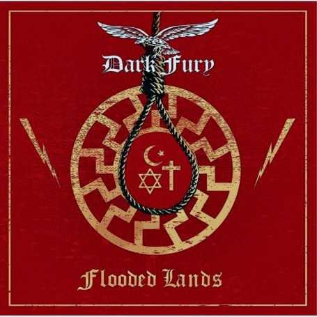 DARK FURY - Flooded Lands lp
