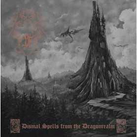 DRUADAN FOREST - Dismal Spells lp