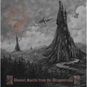 DRUADAN FOREST - Dismal Spells cd