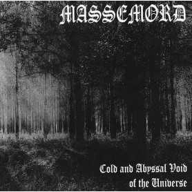 MASSEMORD - Cold and Abyssal Void of the Universe 1