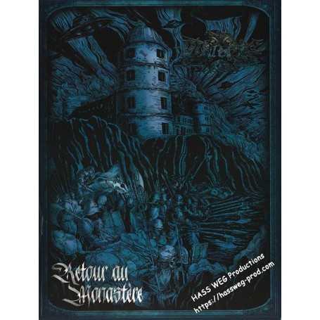 MALEFICE - Retour au Monastère cd