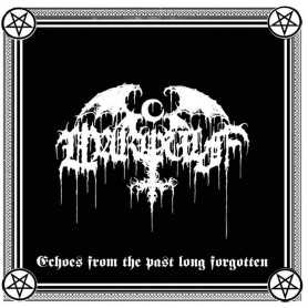 WARWULF - Echoes from the Past Long Forgotten cd