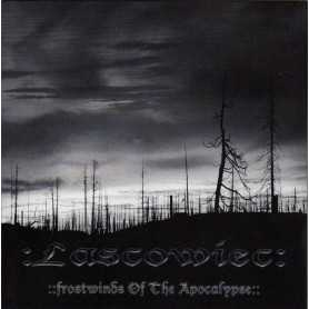 LASCOWIEC - Frostwinds of the Apocalypse . CD