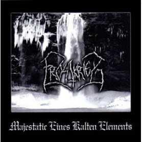 FROSTKRIEG - Majestatic Eines Kalten Elements . CD