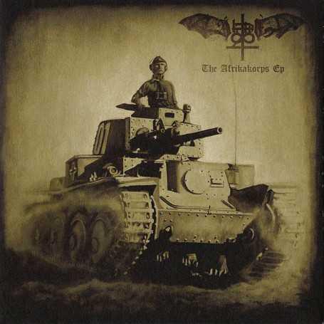 AKTION T4 - The Afrikakorps ep