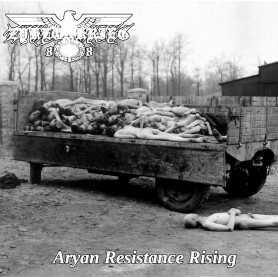 ZYKLONKRIEG 88 - Aryan Resistance Rising