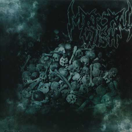 MORTAL WISH - Occultum . CD