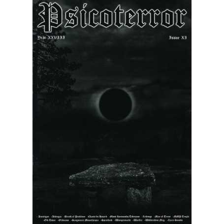 PSICOTERROR - Issue XI