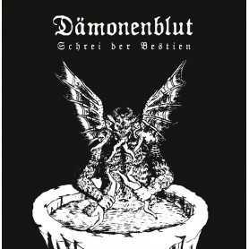 DÄMONENBLUT - Schrei der Bestien . CD