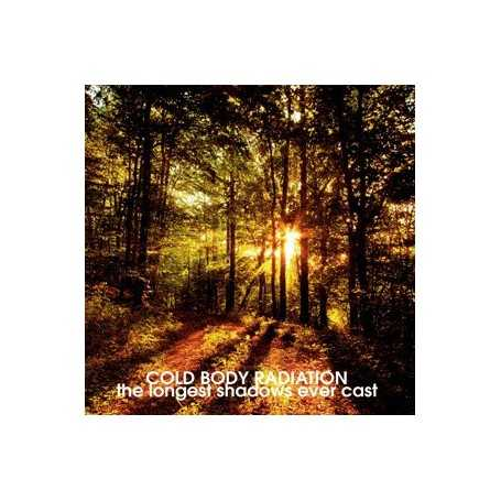 COLD BODY RADIATION - The Longest Shadows Ever Cast . EP