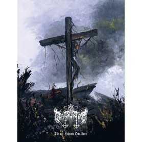 GOATS OF DOOM - Tie on Hänen Omilleen . A5 CD