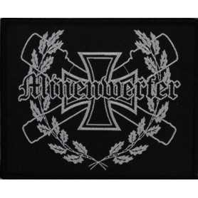 MINENWERFER - Logo . PATCH