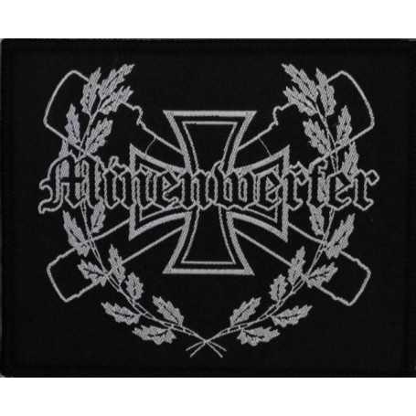 MINENWERFER - Logo . PATCH