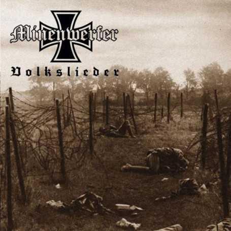 MINENWERFER - Volkslieder . CD