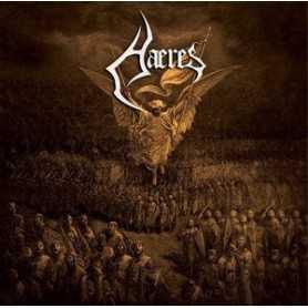 HAERES - Héritiers du Sang Noir . CD