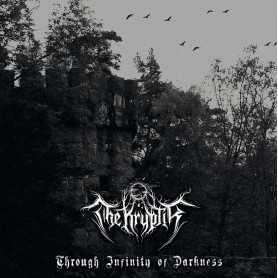 THE KRYPTIK - Through Infinity of Darkness cd