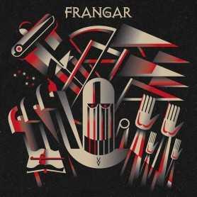 FRANGAR - Vomini Vincere . CD