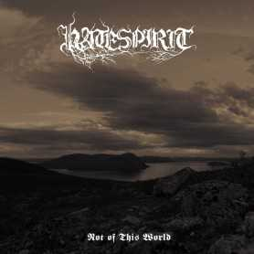 HATESPIRIT - Not of this World . CD