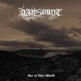 HATESPIRIT - Not of this World . CD