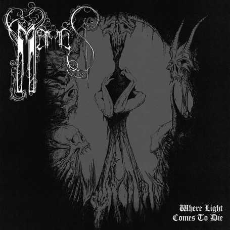 MARRAS - Where Light Comes to Die . CD