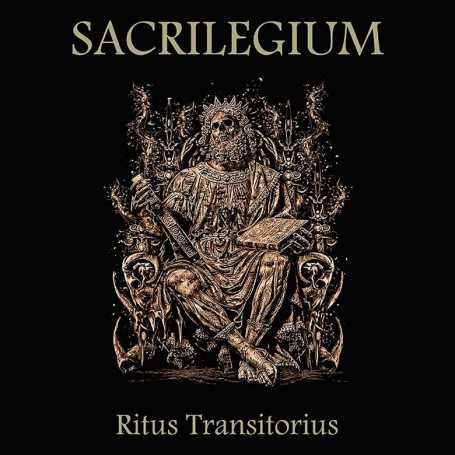 SACRILEGIUM - Ritus Transitorius lp cover