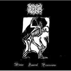TODESZONE - Winter Funeral Processions . CD
