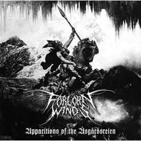 FORLORN WINDS - Apparitions cd