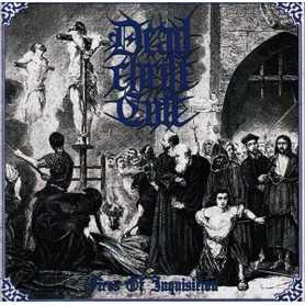 DEAD CHRIST CULT - Fires of Inquisition