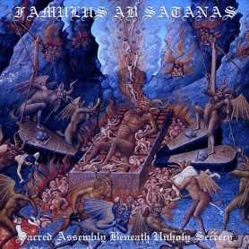 FAMULUS AB SATANAS - Sacred Assembly cd