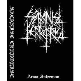 SATANIST TERRORIST - Arma Infernum . Tape