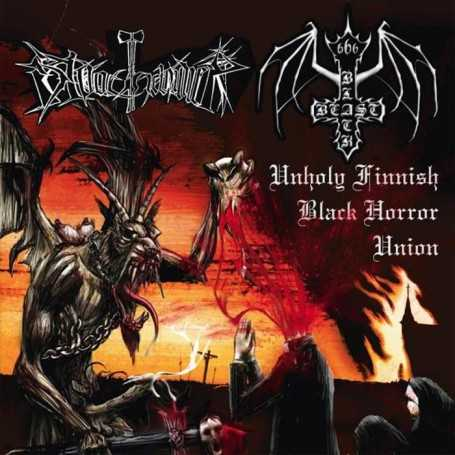 BLACK BEAST- BLOODHAMMER cd