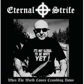 ETERNAL STRIFE - When the World lp