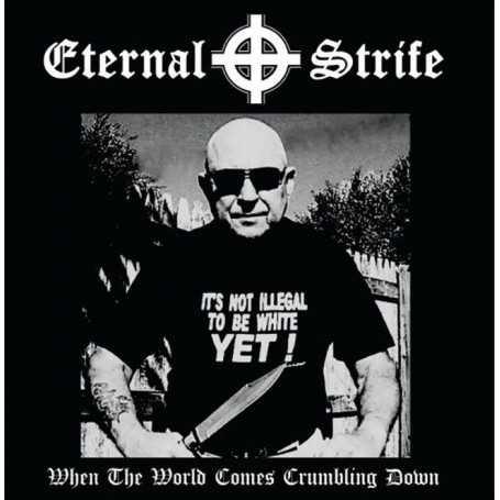 ETERNAL STRIFE - When the World lp