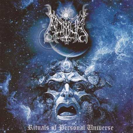 ADHUK - Rituals of Personal Universe . CD
