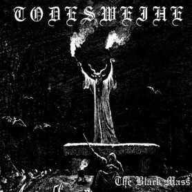TODESWEIHE - The Black Mass . CD