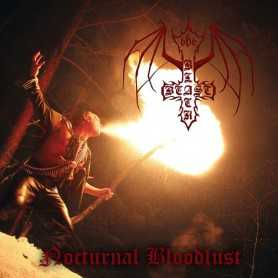 BLACK BEAST - Nocturnal Bloodlust . CD