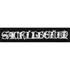 SACRILEGIUM - Logo . PATCH