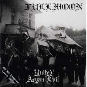 FULLMOON - United Aryan Evil . CD